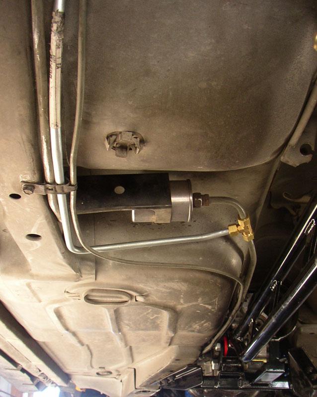 ls1 fuel tank (plastic 99 02 style) third generation f  speedway gm ls v8 fuel filter fuel